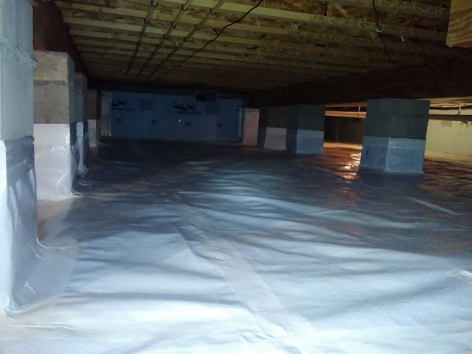 Crawl E Vapor Barriers And Encapsulation Systems Can Protect Your From Excessive Problem Causing